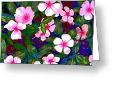 Plant Power 1 Greeting Card by Eikoni Images