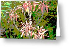 Plant Power 8 Greeting Card by Eikoni Images