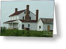 Plantation Averasboro Nc  Greeting Card