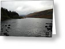 Plas-y-brenin Greeting Card