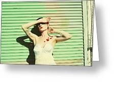 Platinum Xt 1000 Greeting Card