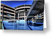 Plaza De Toros Greeting Card