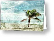 Pleasant Blue - Jersey Shore Greeting Card
