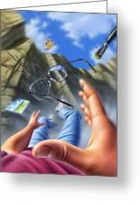 Plein Air Greeting Card by Jerry LoFaro