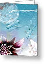 Pliant 7 Greeting Card