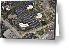 Plymouth Meeting Executive Center Greeting Card