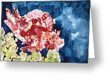 Png Leaf Fish Greeting Card