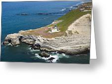 Point Conception Greeting Card