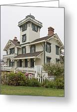 Point Fermin Lighthouse Greeting Card