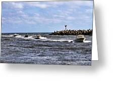 Point Pleasant New Jersey Greeting Card