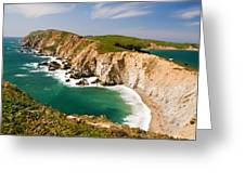 Point Reyes National Seashore Greeting Card