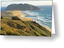 Point Sur National Park Greeting Card