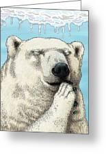 Polar Prayer Greeting Card