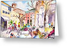 Pollenca 03 Greeting Card