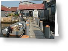 Pollys Dock 7 Greeting Card