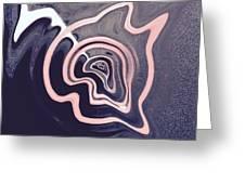 Polylop #1 Greeting Card