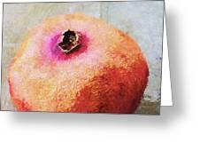 Pomegranate II Greeting Card