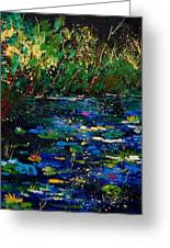Pond 459030 Greeting Card