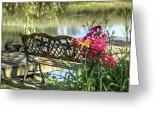 Pond Dreams 11 Greeting Card