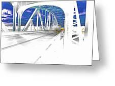Ponte Acid. Greeting Card