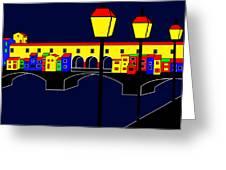Ponte Vecchio Inspirations Greeting Card
