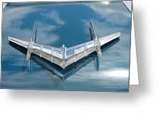 Pontiac Air Greeting Card