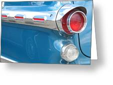 Pontiac Classic Greeting Card