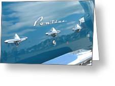Pontiac Style Greeting Card