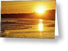 Popham Reflections Greeting Card