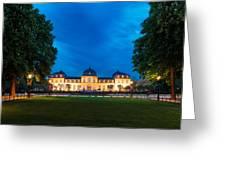 Poppelsdorfer Schloss Greeting Card
