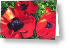 Poppie Love Greeting Card
