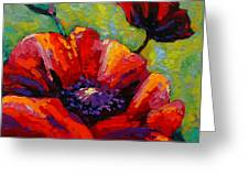 Poppy I Greeting Card