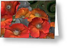 Poppy Greeting Card