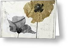 Poppyville II Greeting Card
