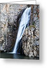 Porcupine Falls Greeting Card