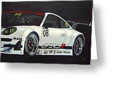 Porsche Gt3 Rsr Greeting Card