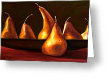 Port Au Pear Greeting Card