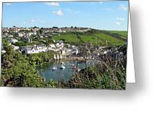 Port Isaac 1 Greeting Card