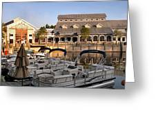 Port Orleans Riverside II Greeting Card