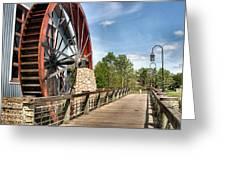 Port Orleans Riverside IIi Greeting Card