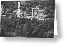 Portage Bridge Greeting Card