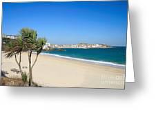 Porthminster Beach Greeting Card