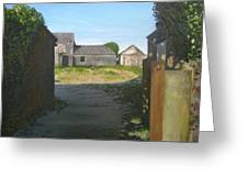 Portlaw County Waterford Greeting Card