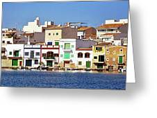 Porto Colum Greeting Card