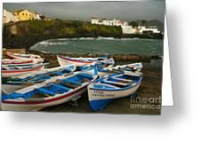 Porto Dos Carneiros Greeting Card