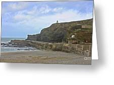 Portreath Cornwall Greeting Card