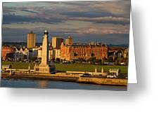Portsmouth And Southsea England  Greeting Card