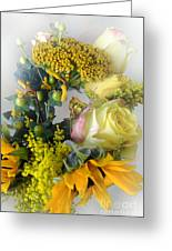 Posies Picturesque Greeting Card