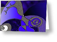 Possibilities Converge Greeting Card