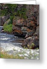 Poudre River 6 Greeting Card